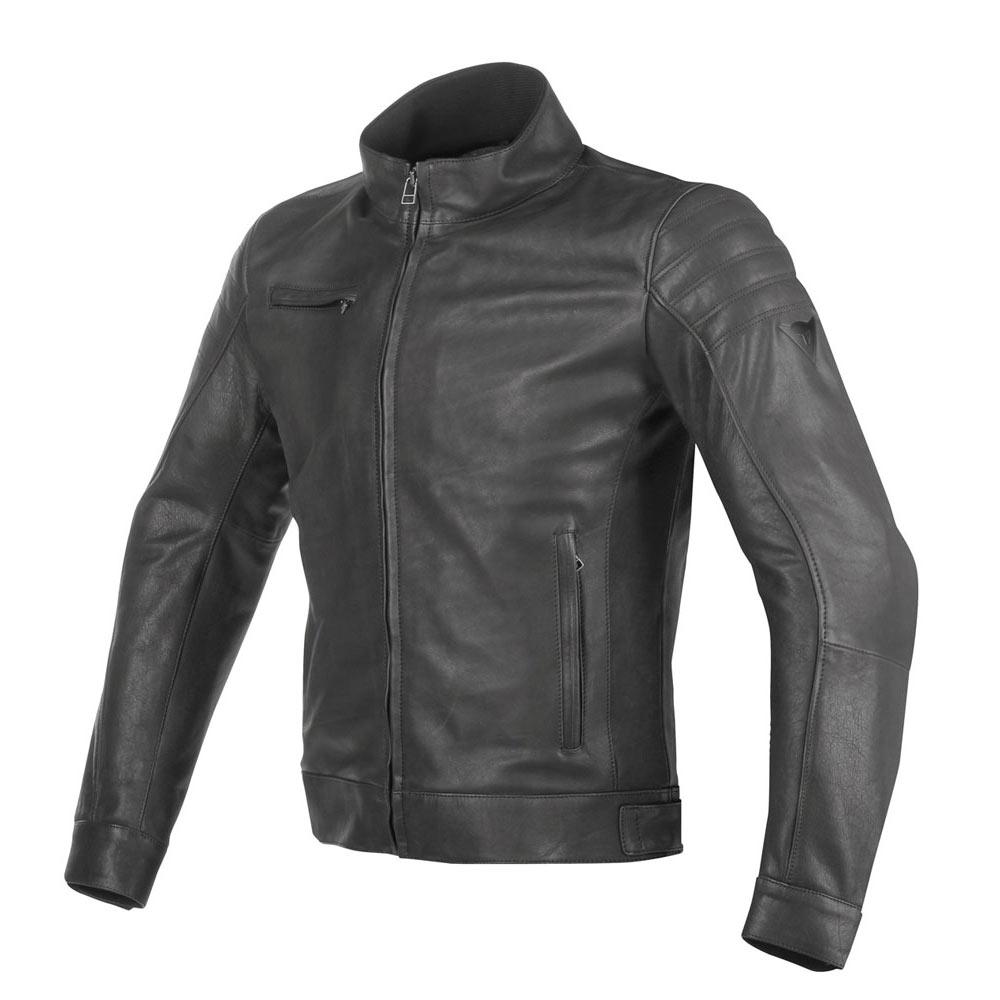 Dainese Bryan Leather Jacket Black Da1533749 001 Jackets