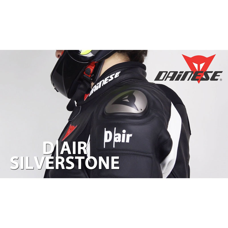 dainese d air street silverstone black white motostorm. Black Bedroom Furniture Sets. Home Design Ideas