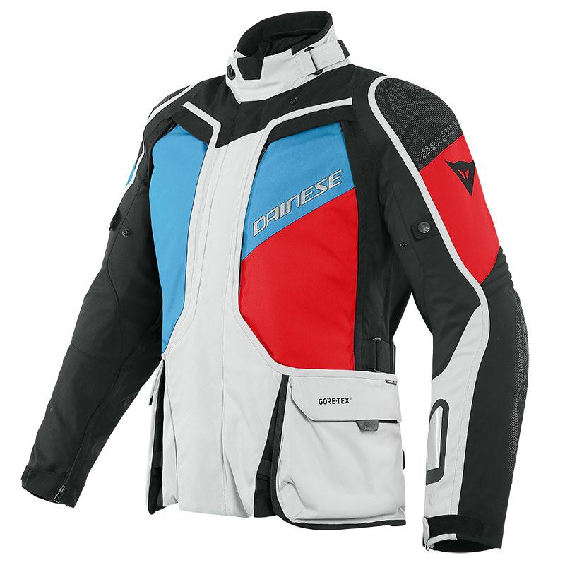 Dainese D-explorer 2 Gore-tex Jacket Red Blue