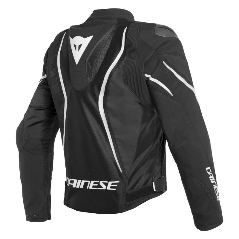 Dainese Estrema Air Tex Jacket Black White Da1735207 948