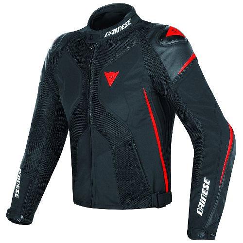 Dainese Giacca Super Rider D-dry Nero Giallo ...