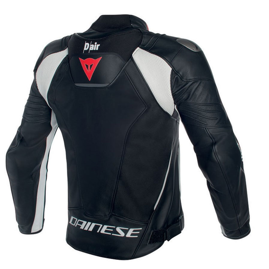 dainese d air jacket misano 1000 black white motostorm. Black Bedroom Furniture Sets. Home Design Ideas