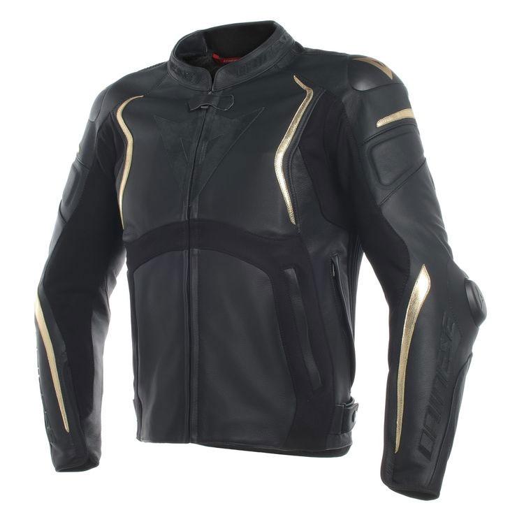 Dainese Mugello Anniversario Leather Jacket Motostorm