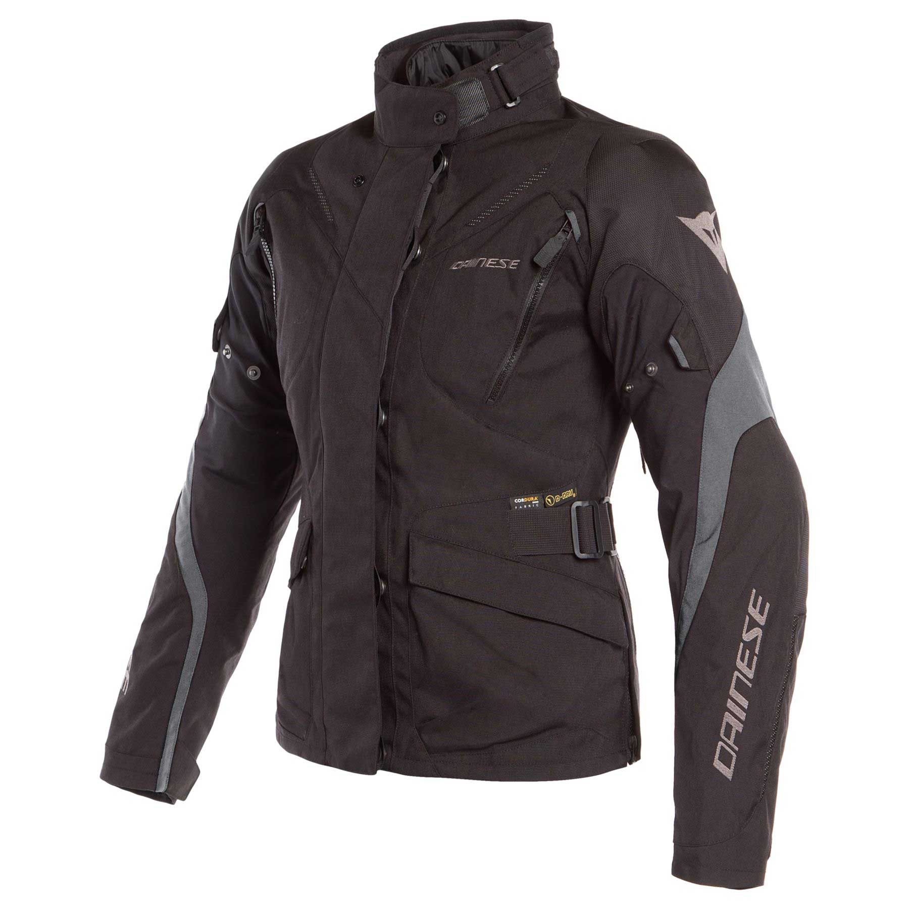 Dainese Giacca Tempest 2 D-dry Donna Nero Grigio