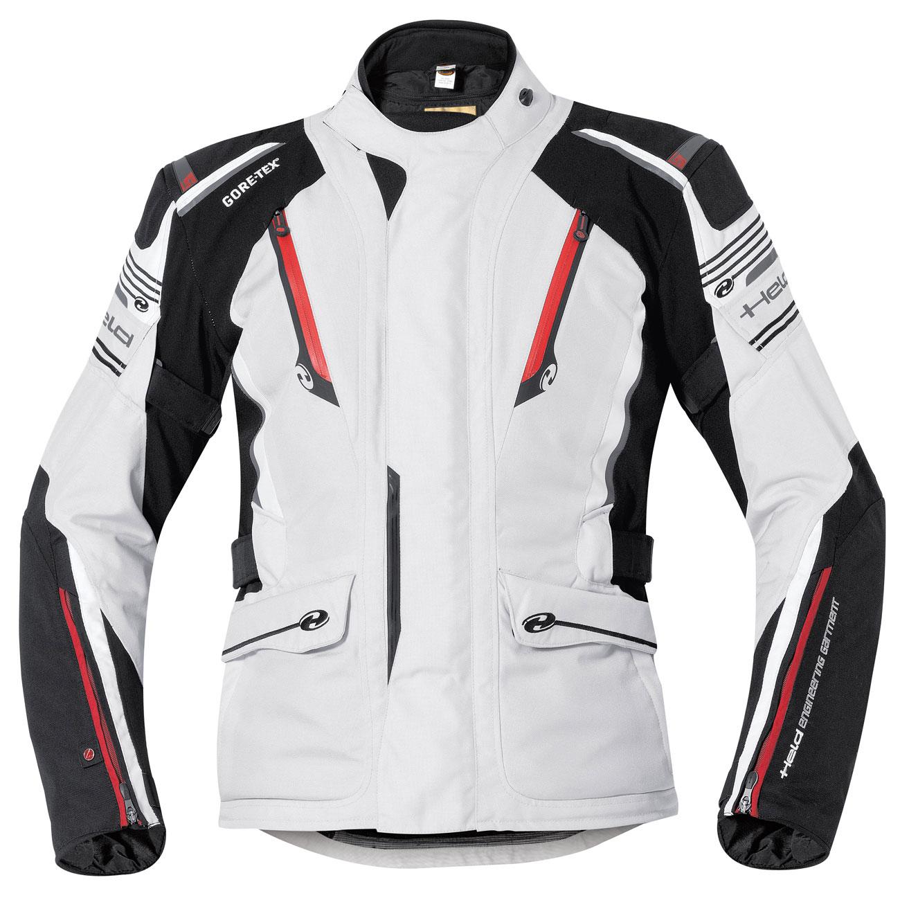 Held Caprino Gore-tex® Jacket Gray Black
