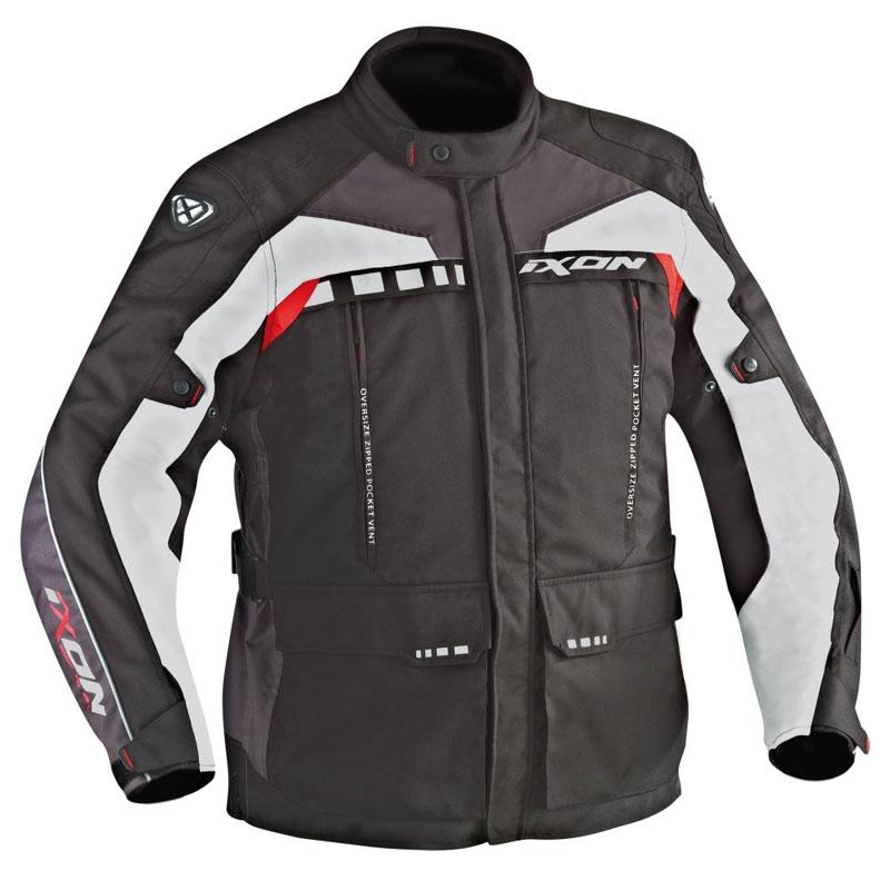 Ixon Corsica C Black Grey Red