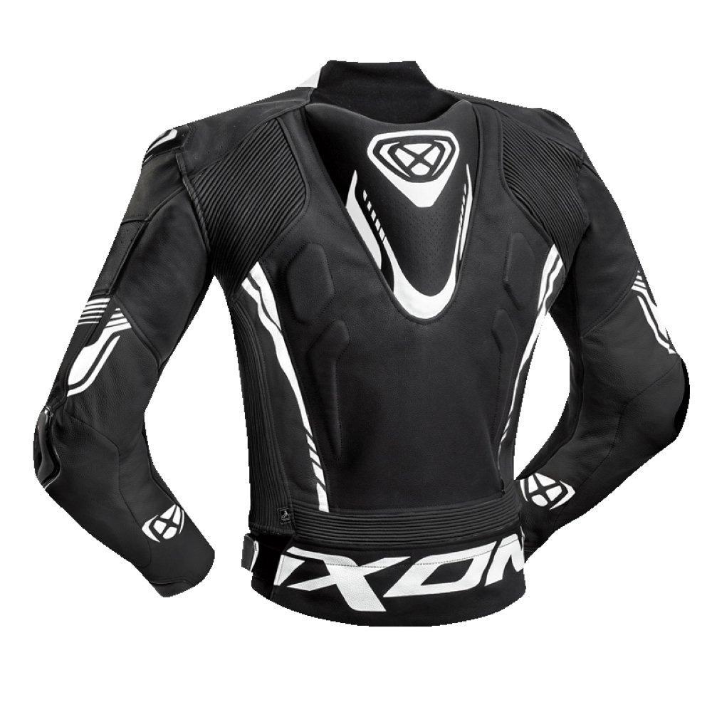 Ixon Vortex 2 Veste noir blanc Blousons 100201040-1015  06e02743447