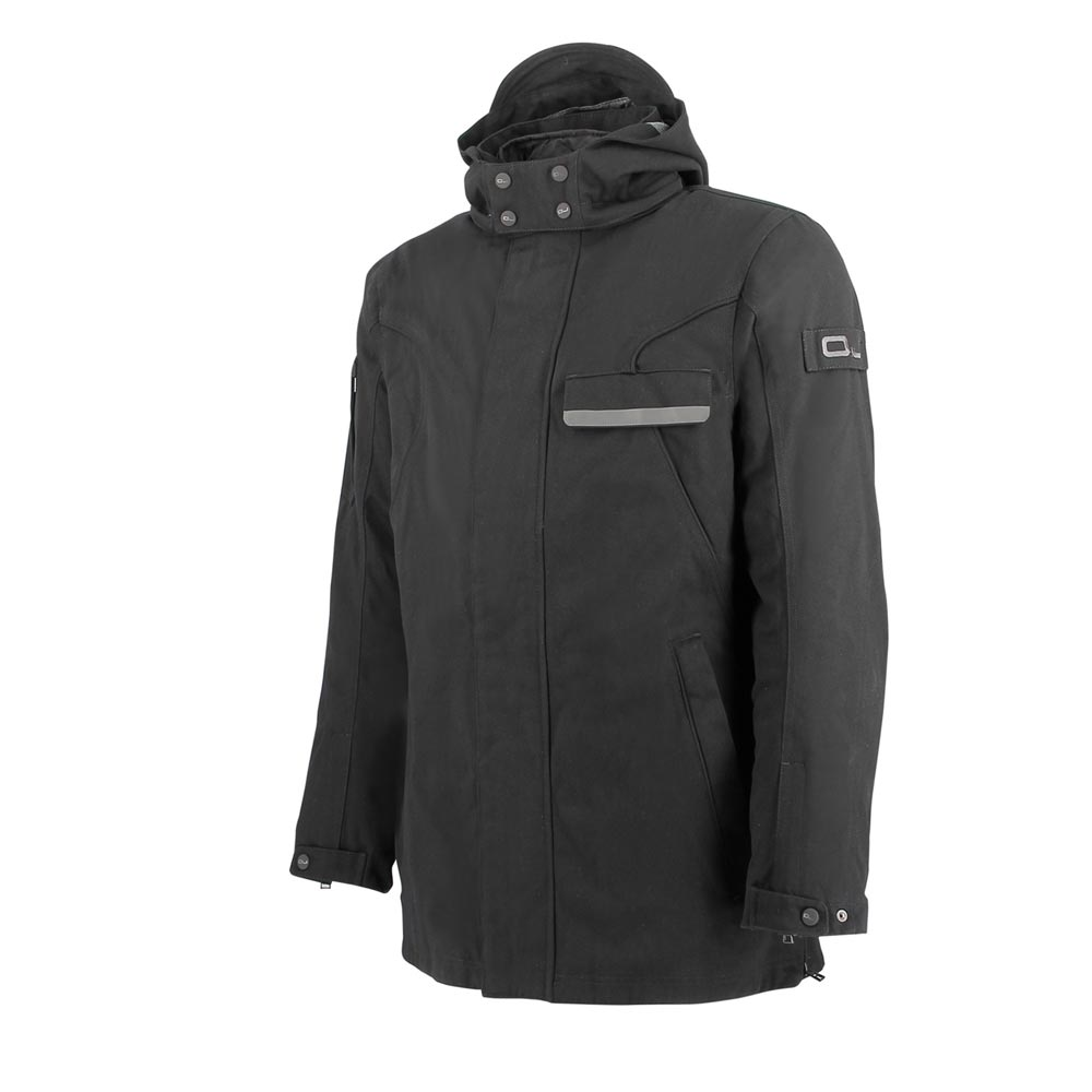 Oj Horizon Jacket Black