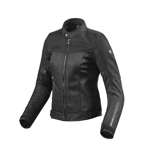 Rev'it Jacket Vigor Ladies Black