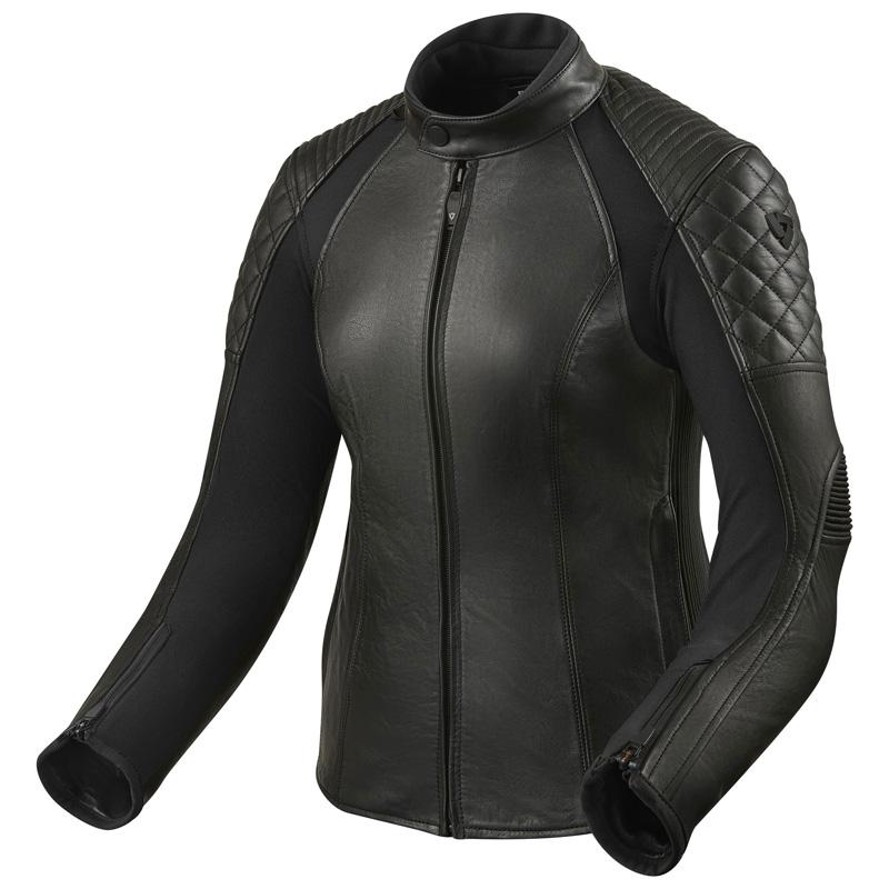 giacca donna sul nero