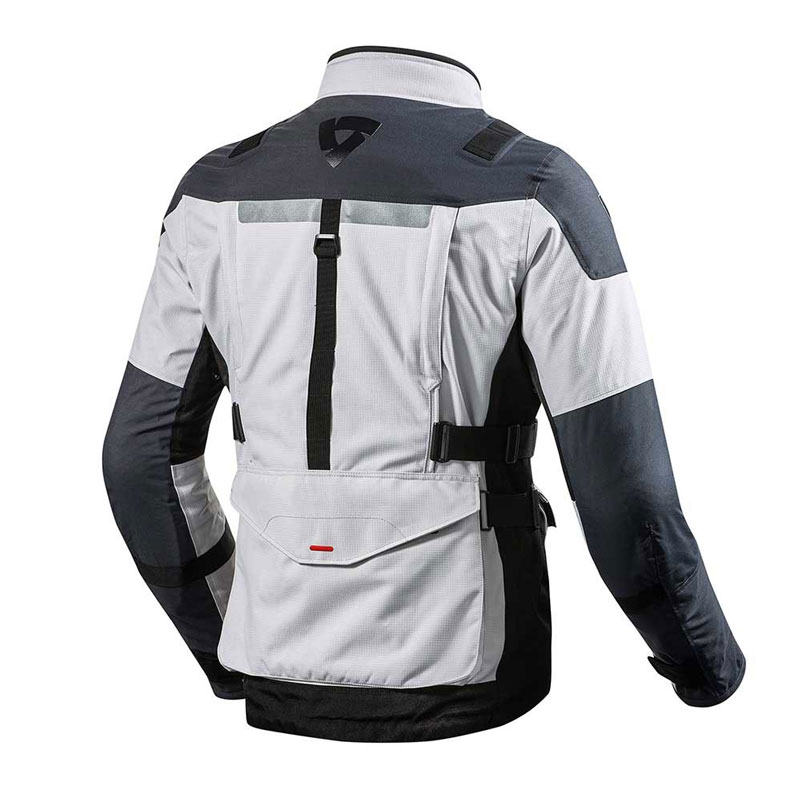 Rev It Sand 3 Jacket Grey Fjt228 4130 Jackets Motostorm