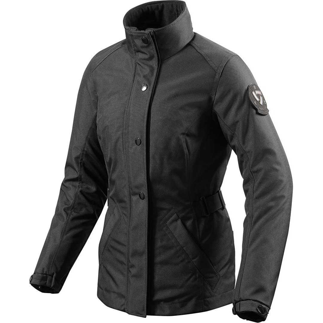 Rev'it Stockholm Jacket Ladies Black