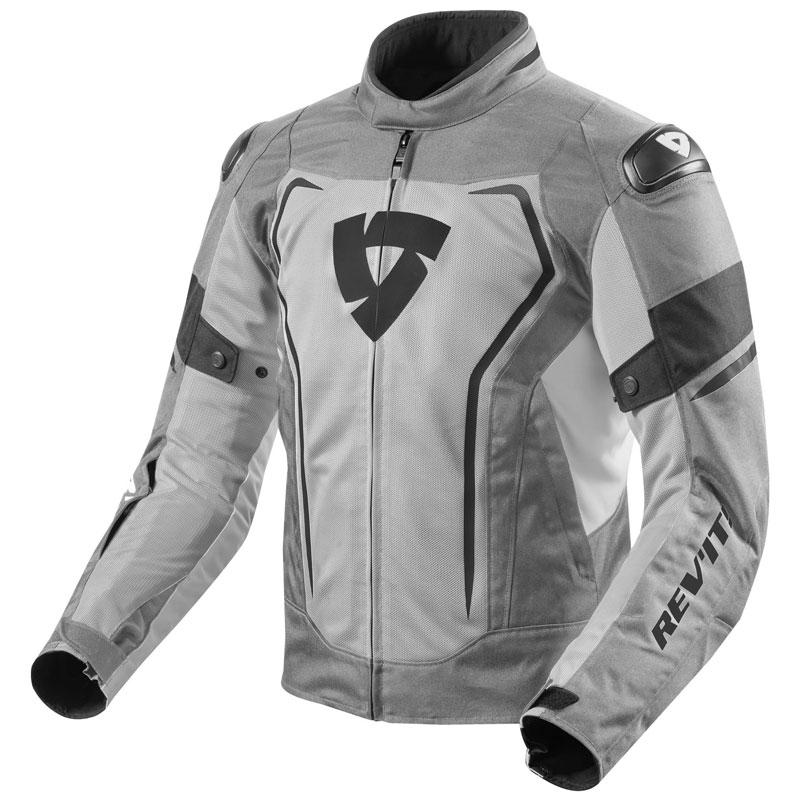 Rev'it Vertex Air Jacke Grau