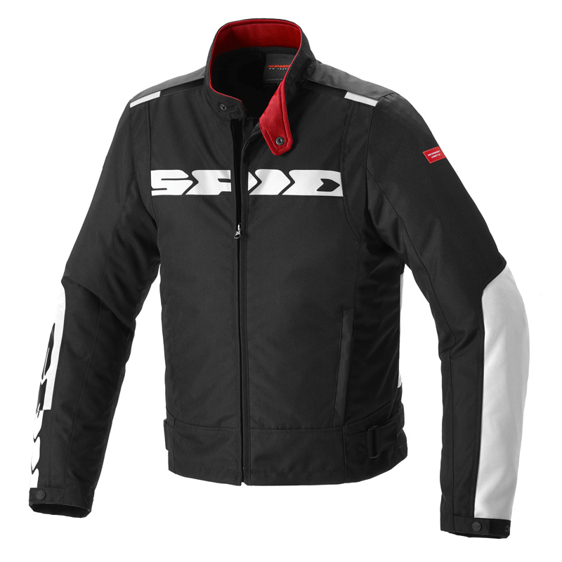 Spidi Solar H2out Jacke weiss