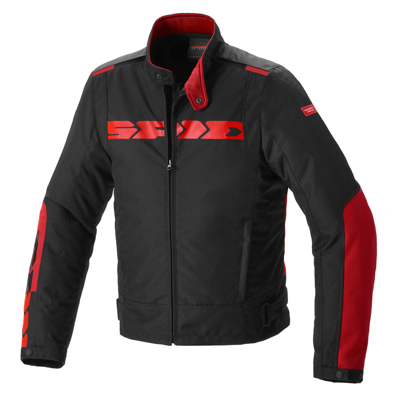Spidi Solar H2out Jacke rot