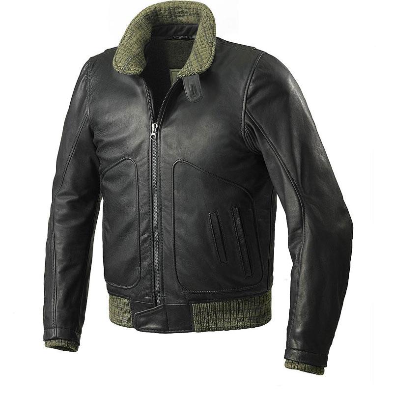 Spidi Tank Leather Jacket