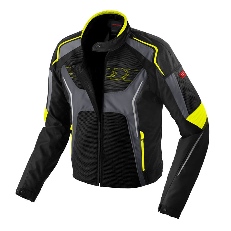 Spidi Tronik Jacket Net