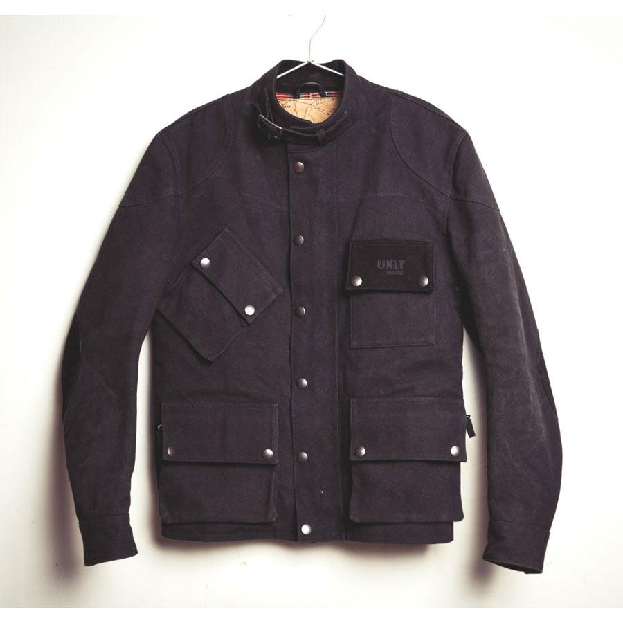 Unit Garage Agadez Black Jacket