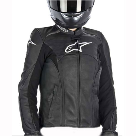 Alpinestars Stella Avant Leather Jacket