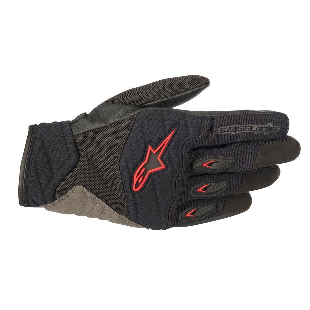Alpinestars Shore Gloves Red