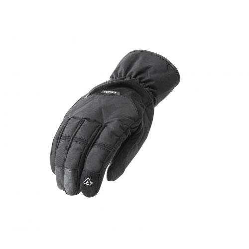 Acerbis G Road Black Gloves 2018