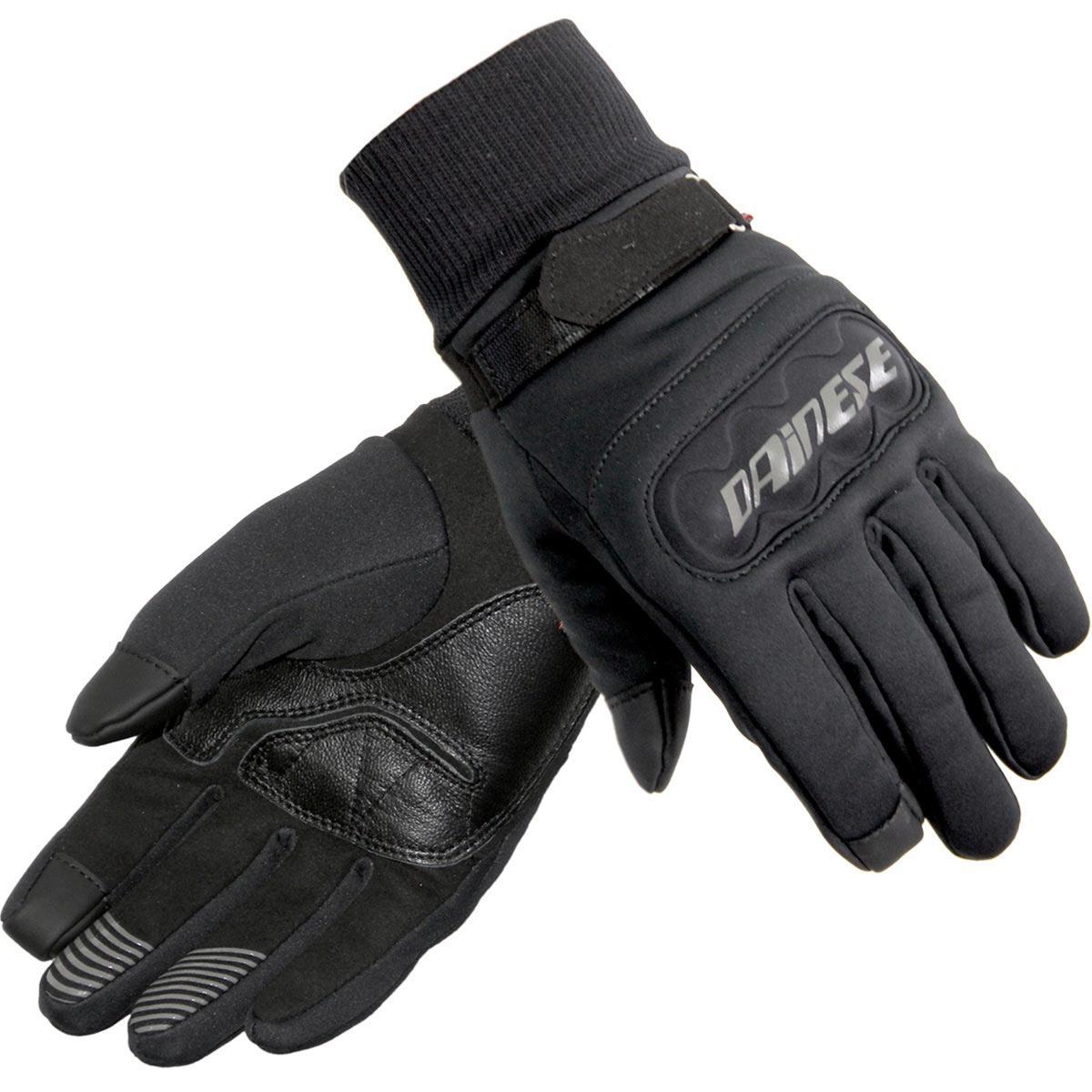 Dainese Anemos Windstopper Handschuhe schwarz