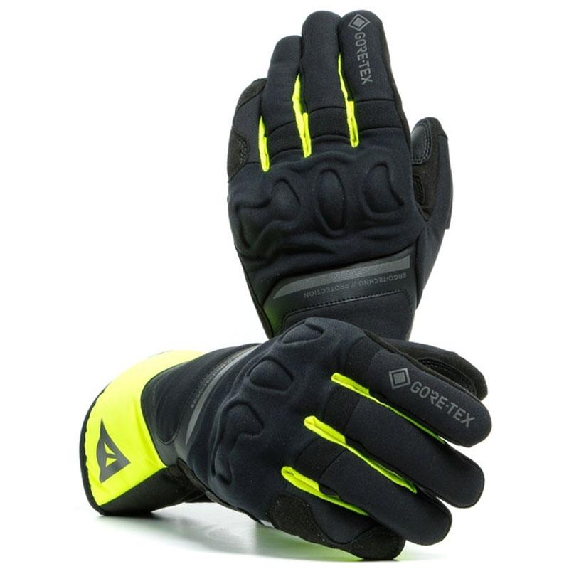 Dainese Nembo Gore-tex Gloves Yellow