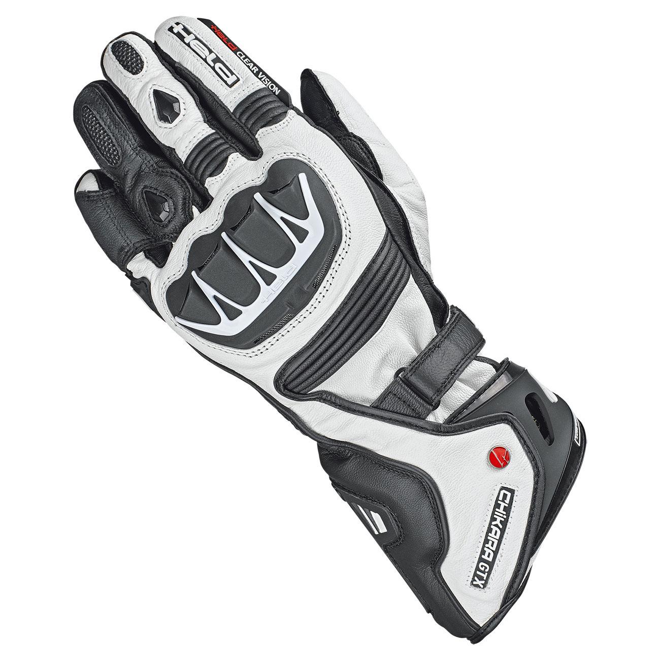 Held Chikara GTX Handschuhe schwarz weiß