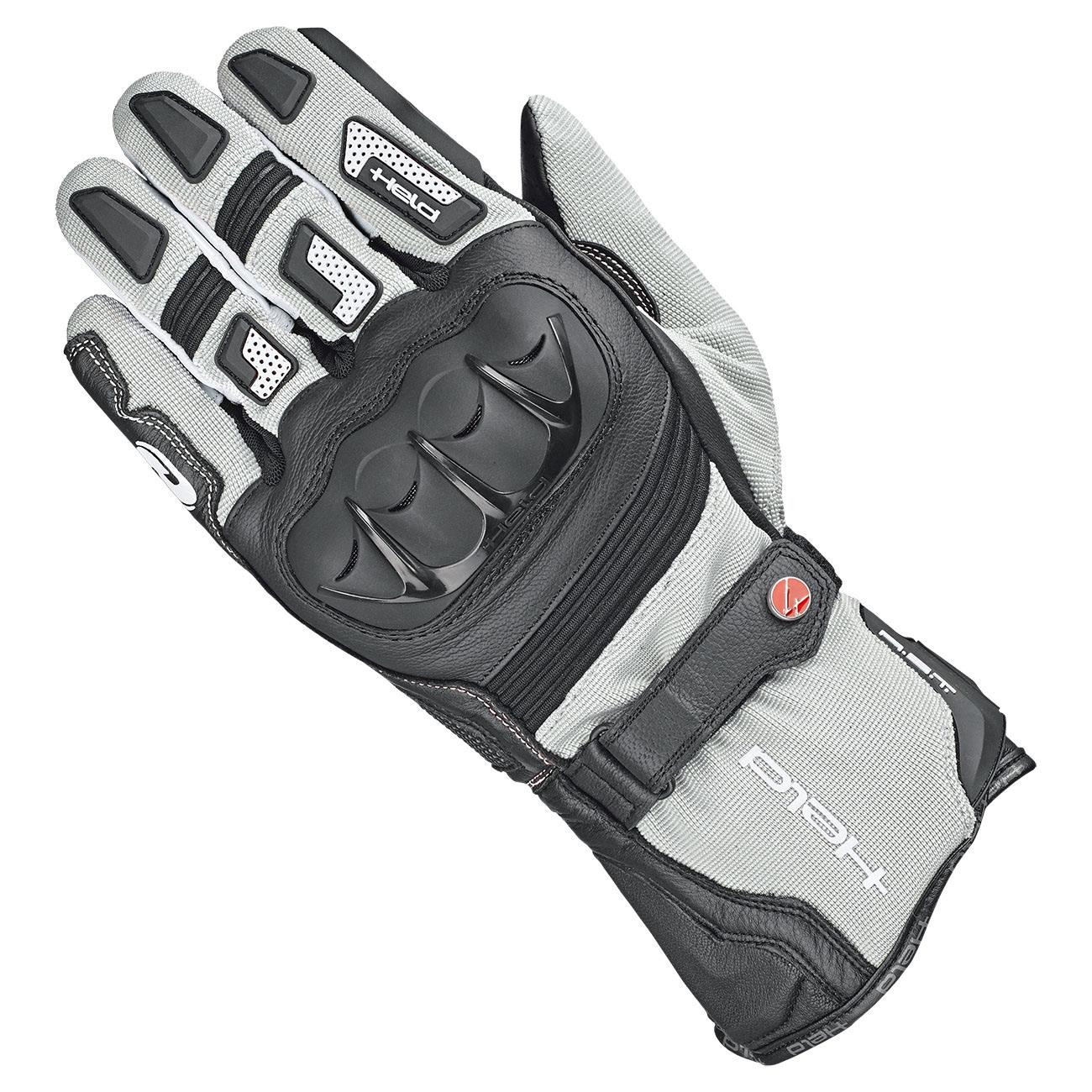 Held Sambia 2in1 Gore-Tex Handschuhe schwarz grau