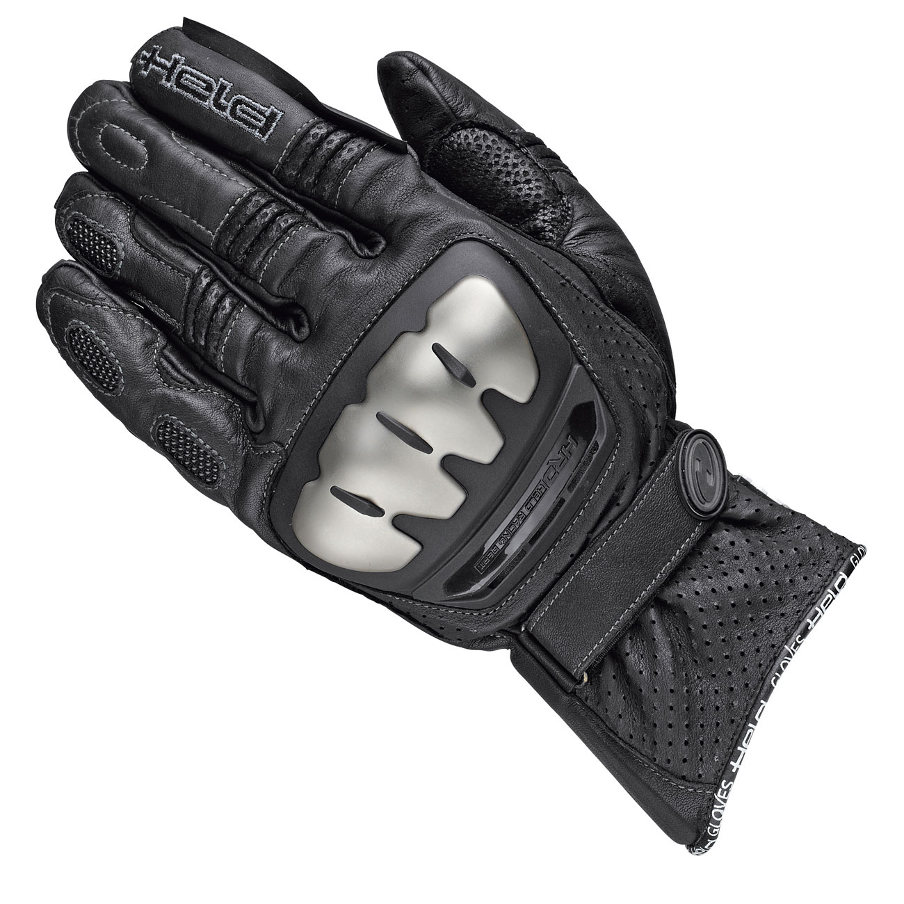 Held Sr-x Racing Gloves Black
