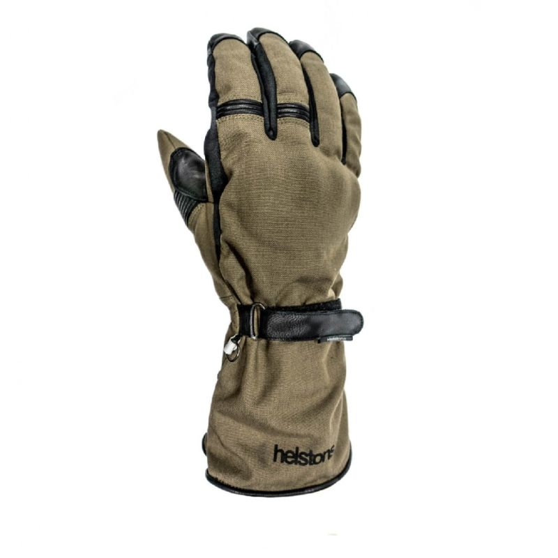 Helstons Challenger tex Handschuhe militär-grüne