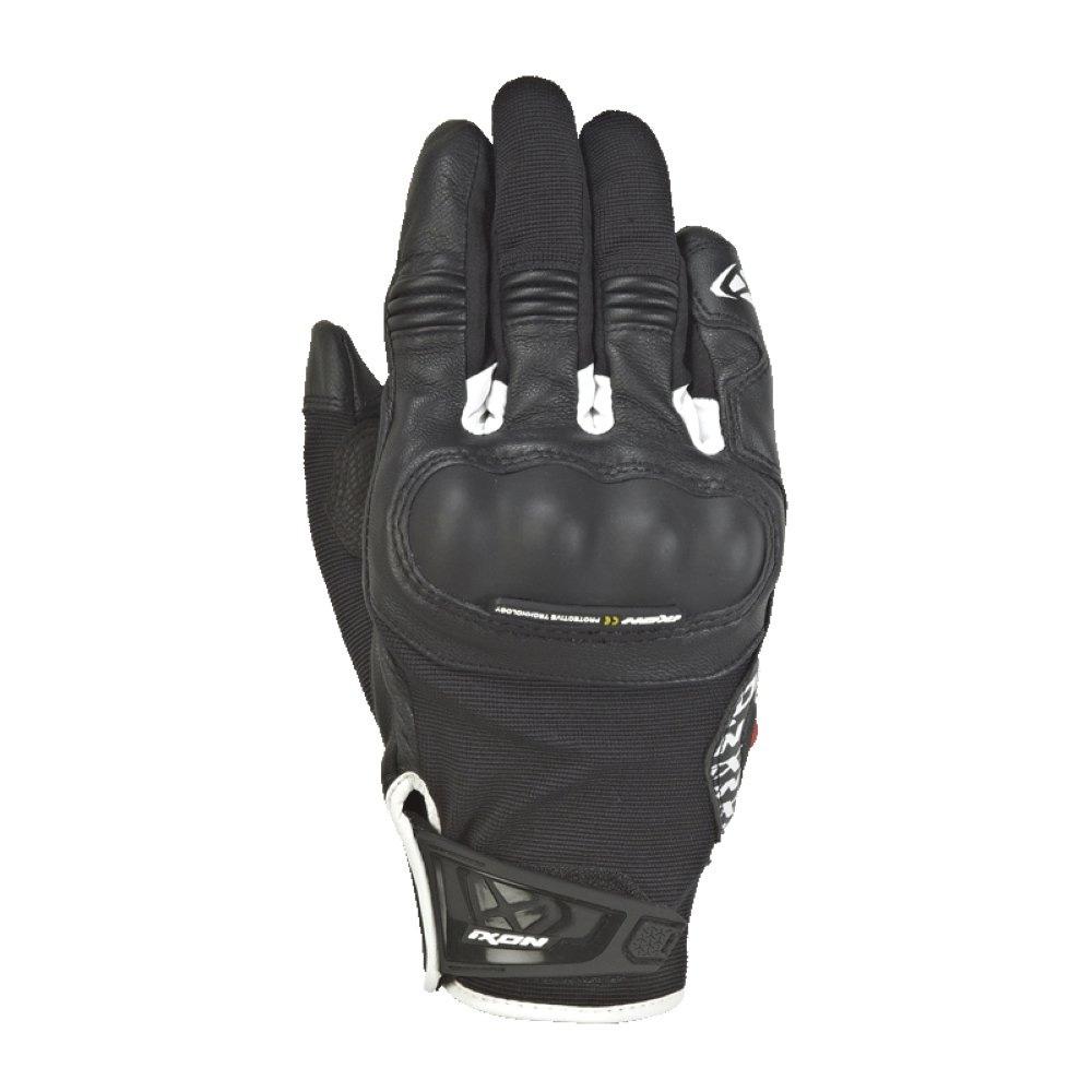 Ixon Rs Grip 2 Handschuhe weiß schwarz