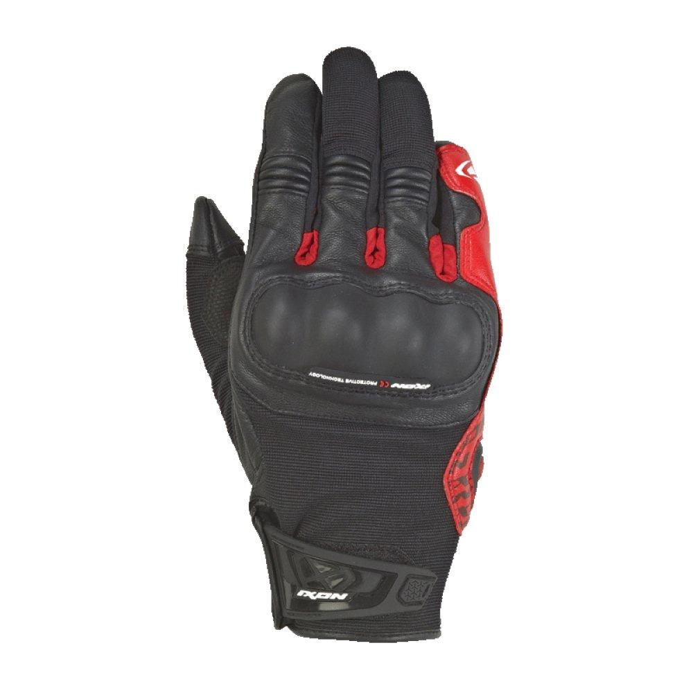 Ixon Rs Grip 2 Handschuhe schwarz rot