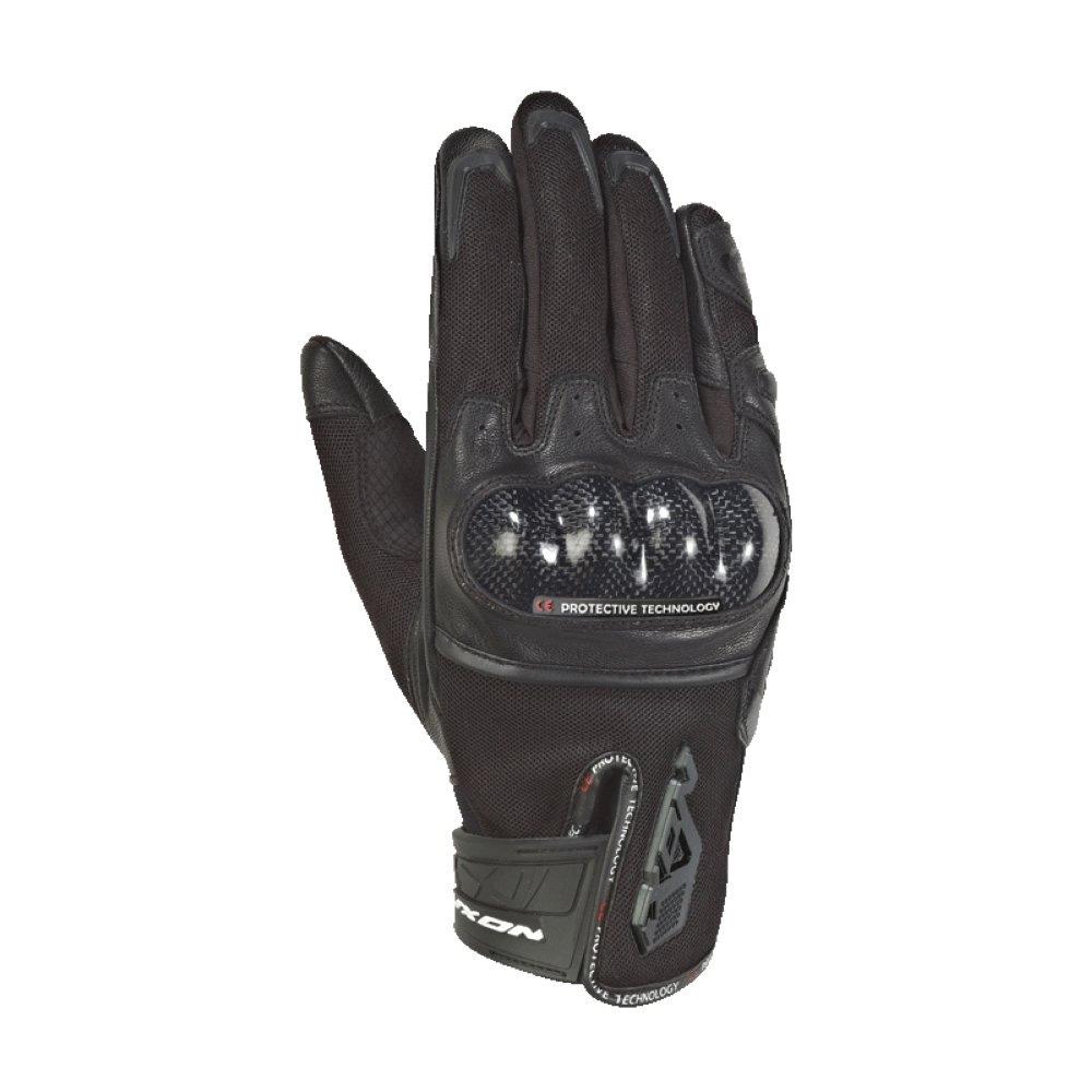 Ixon Rs Rise Air Handschuhe schwarz