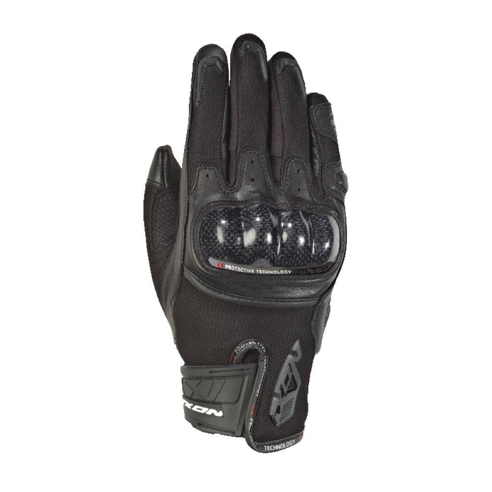 Ixon Rs Rise Air Damenhandschuhe schwarz