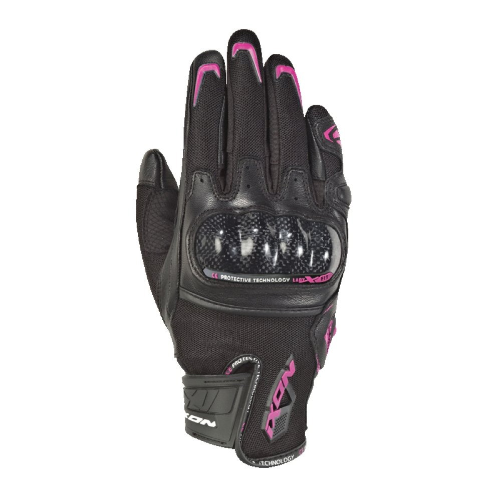 Ixon Rs Rise Air Damenhandschuhe pink