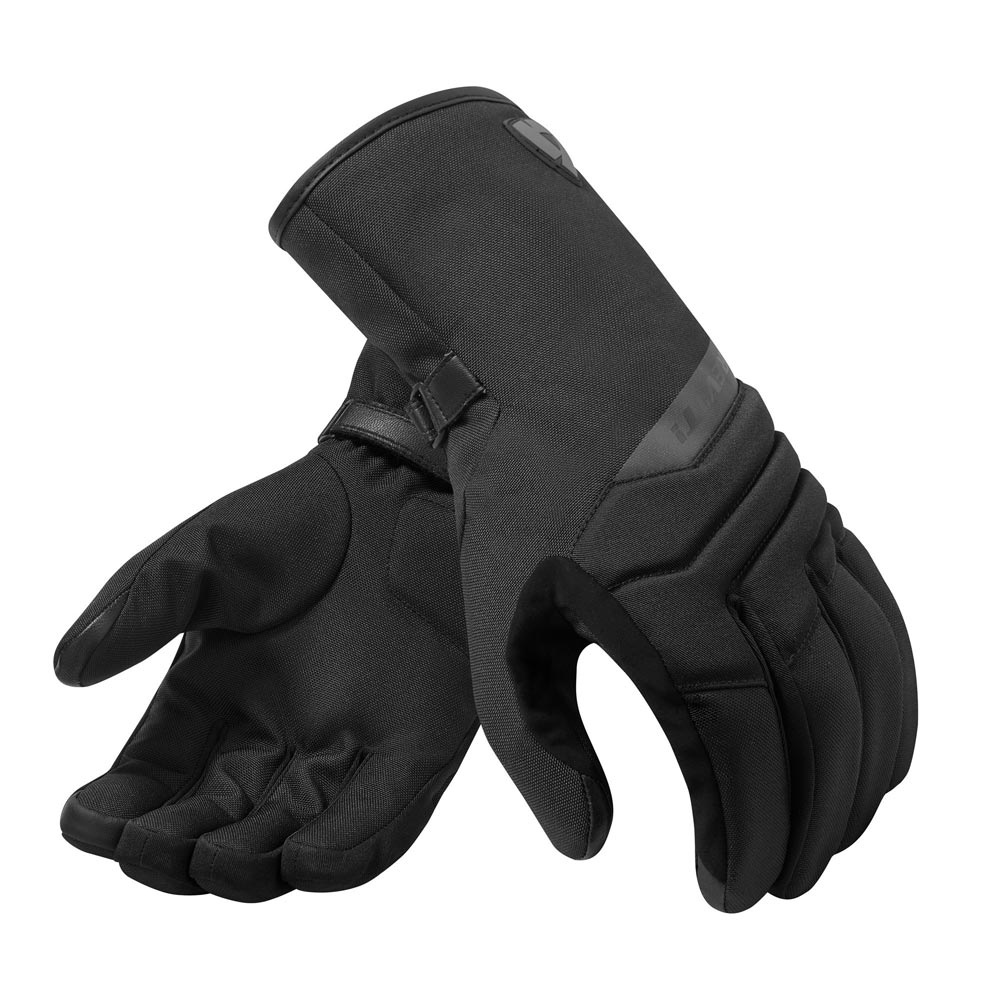 Rev'it Upton H2o Gloves Black