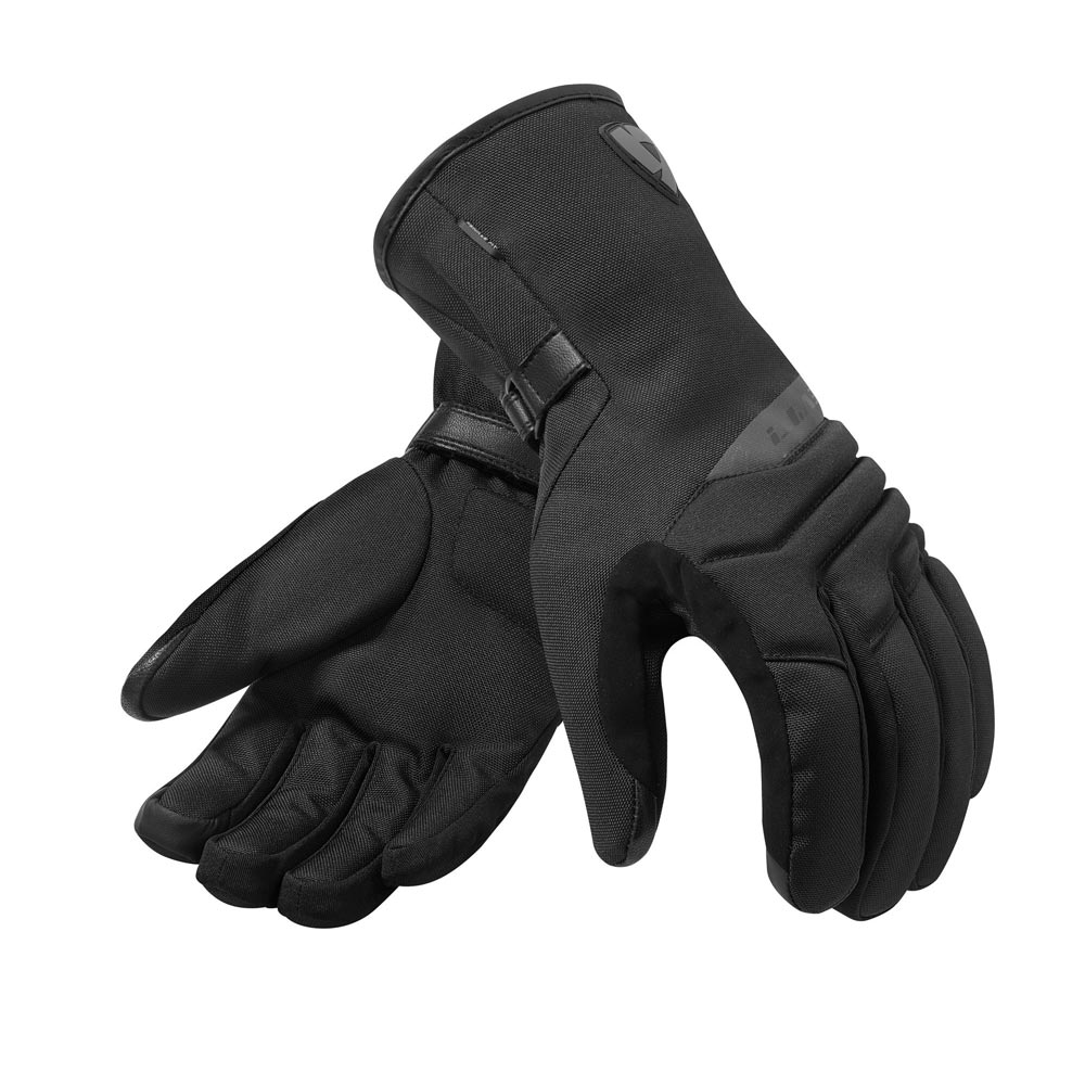 Rev'it Upton H2o Ladies Gloves Black