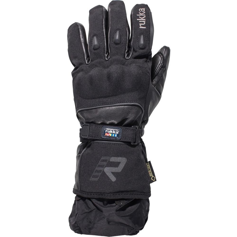 Gants thermiques Rukka Frosto noirs