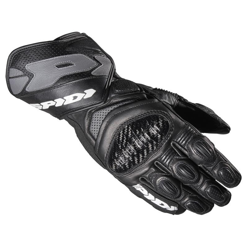 Spidi Carbo 7 Handschuhe schwarz