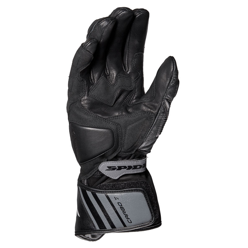 best deals on purchase cheap superior quality Guanti Moto Spidi Carbo 7 Nero