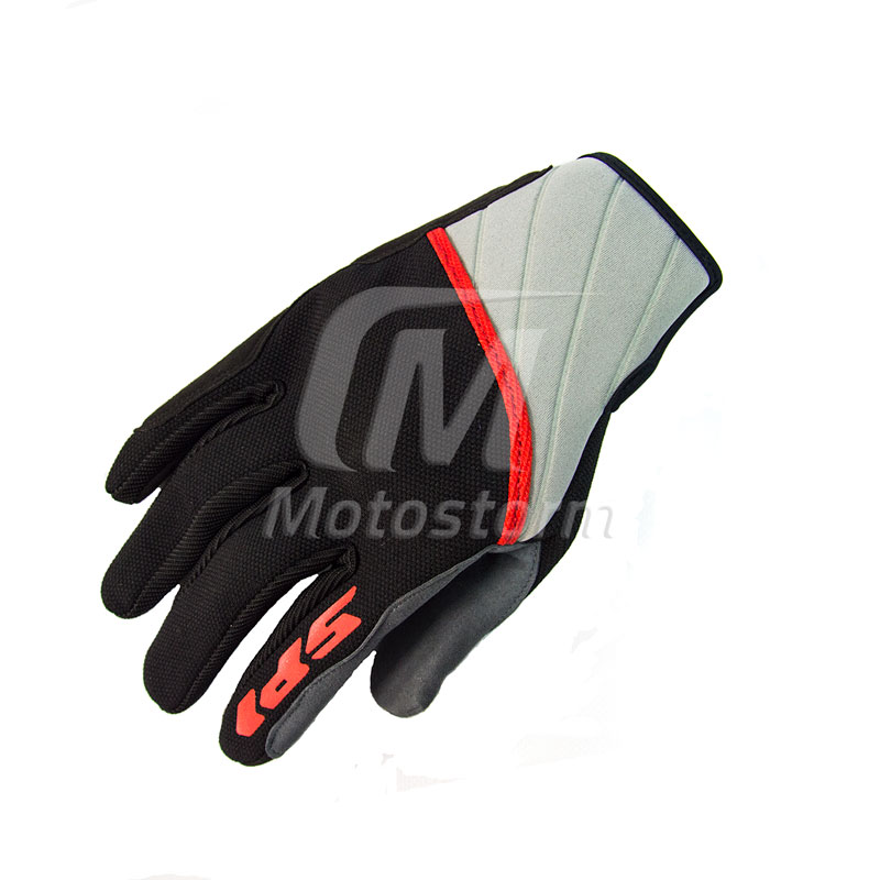 Spidi Squared Gloves red