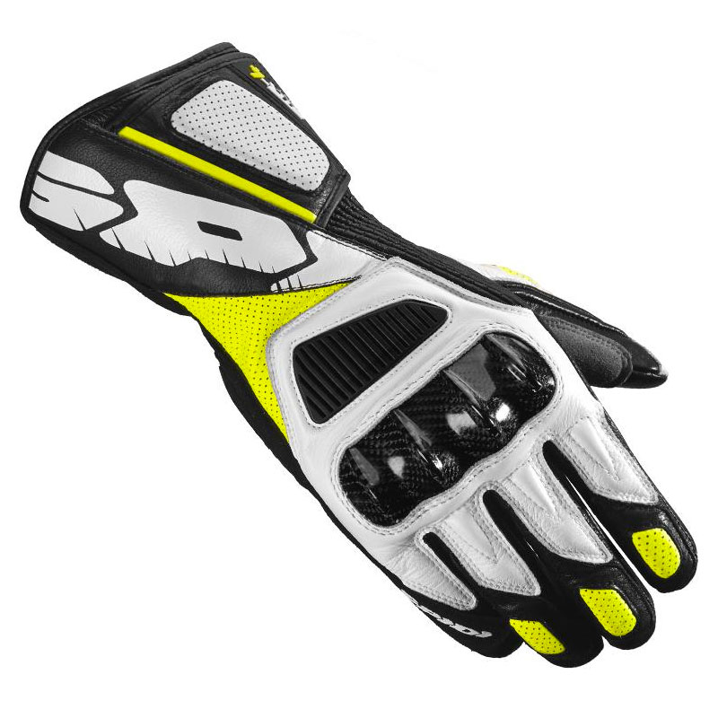 Spidi Str-4 Vent Leather Gloves