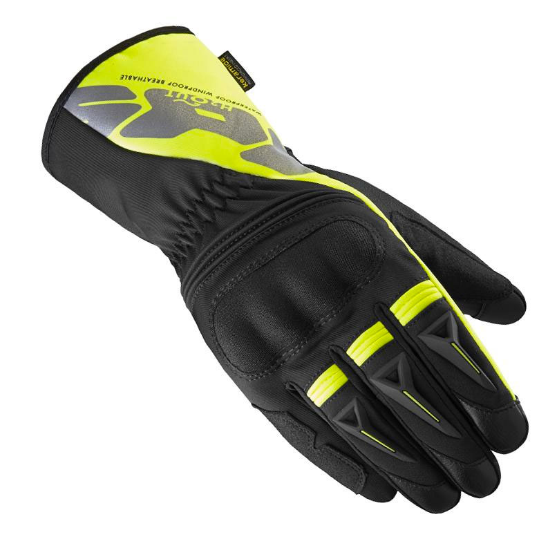 Spidi Alu-pro H2out Gloves Yellow