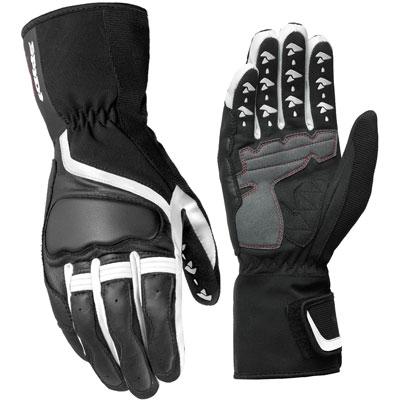 Spidi Grip 2 Handschuhe Dame schwarz weiss