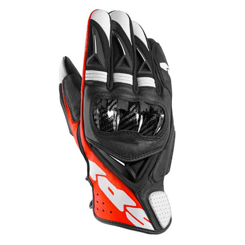Spidi Str-3 Vent Coupe Glove Black Red