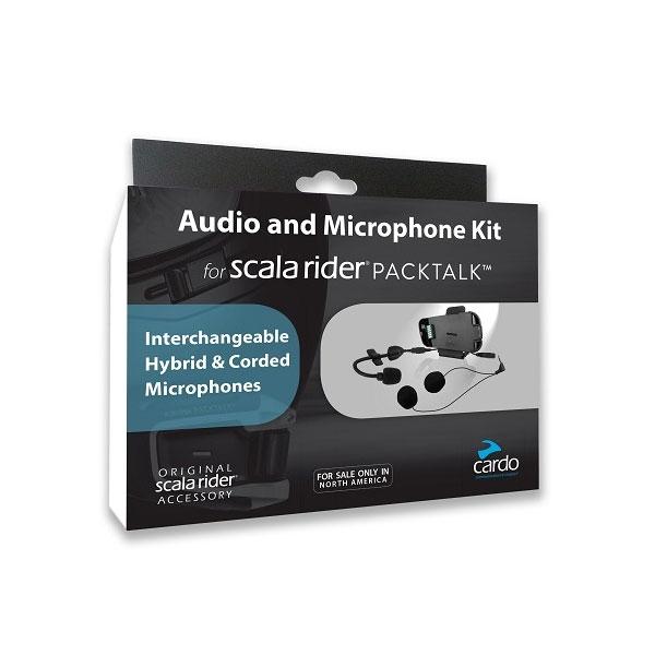 Cardo Audio Kit Packtalk