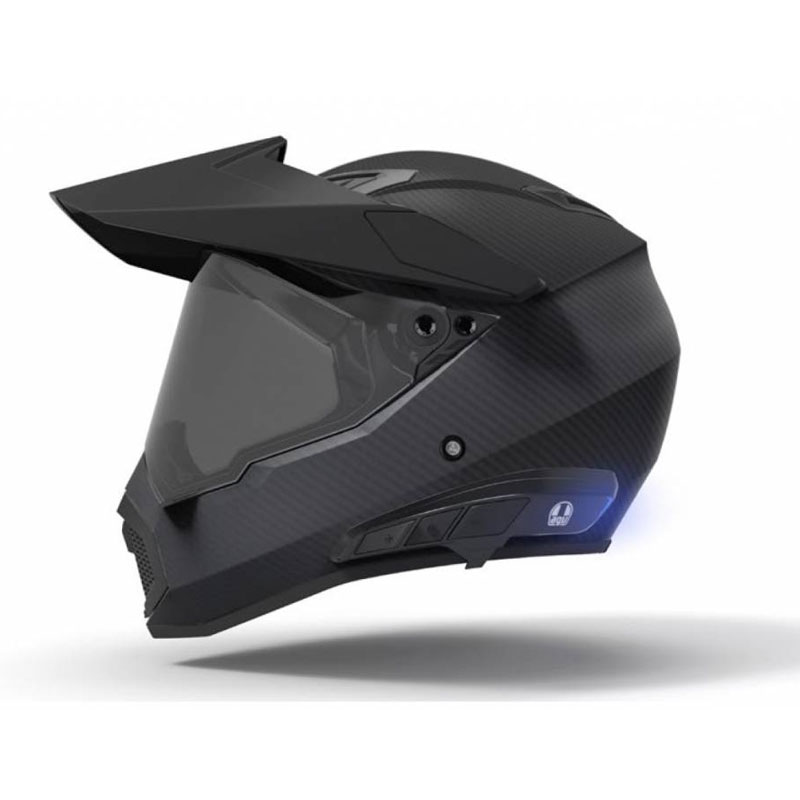 Agv Ark Intercom Black