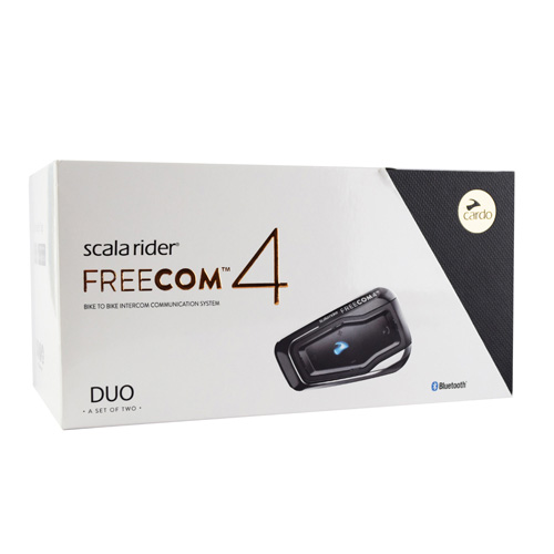 Cardo Scala Rider Freecom 4 Duo