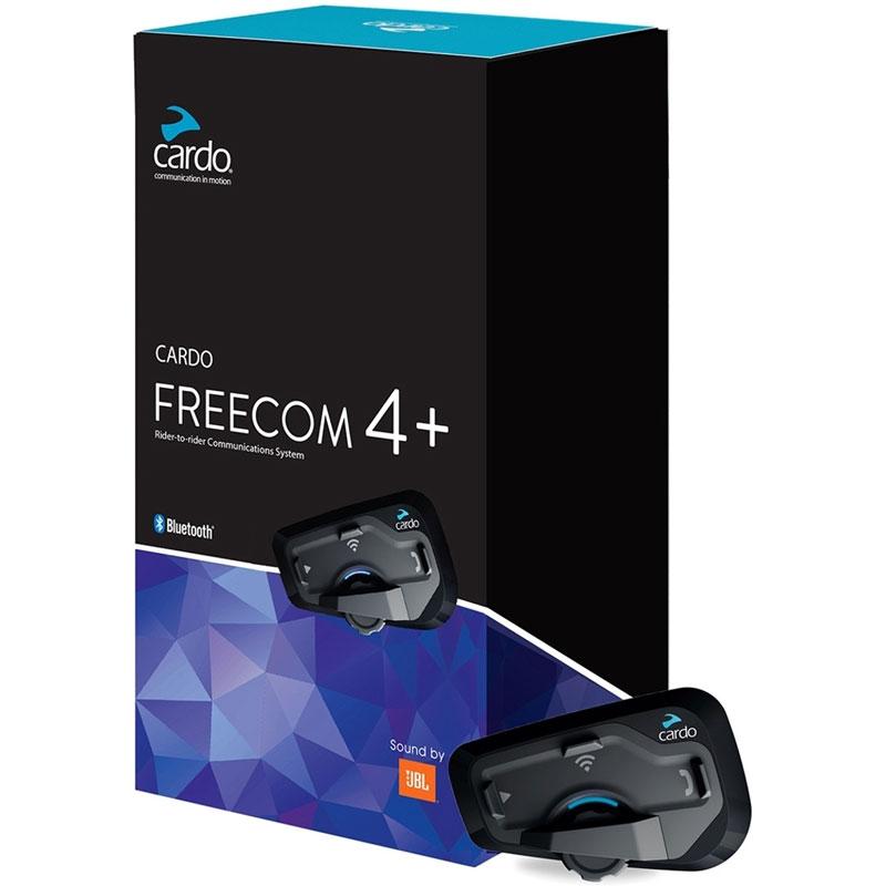 Cardo Freecom 4+ Jbl Singolo